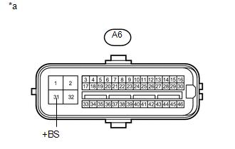 Toyota 4Runner: Open in ABS Solenoid Relay Circuit (C0278